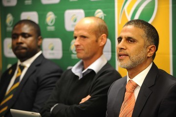Gary Kirsten CSA Press Conference in South Africa
