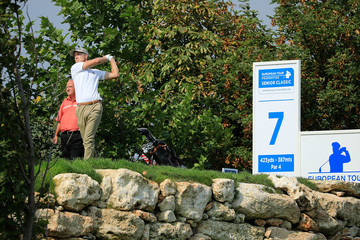 Gary Marks European Tour Properties Senior Classic - Day Two