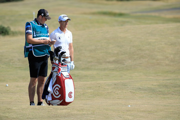 Gary Marks The Senior Open Championship - Day One