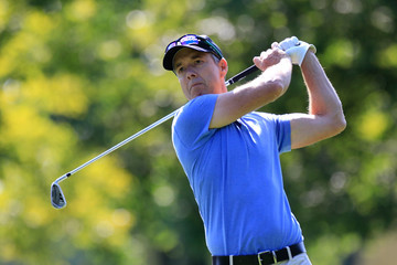 Gary Marks Senior Italian Open Presented by Villaverde Resort - Day One