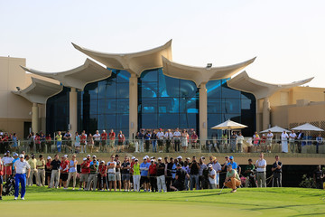 Gary Marks Sharjah Senior Golf Masters - Day Three