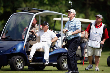 Gary Player Jack Nicklaus Insperity Championship - Round Two