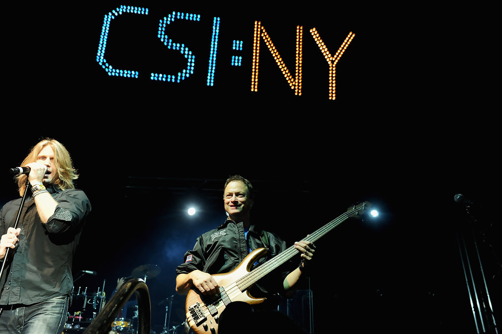 Gary Sinise Jeff Vezain Photos - Gary Sinise & The Lt. Dan ...
