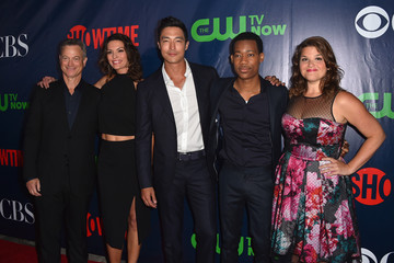 Gary Sinise CBS, CW and Showtime 2015 Summer TCA Party - Arrivals