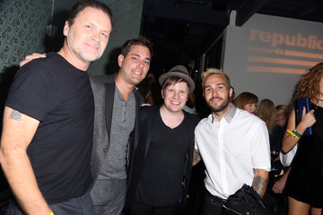 Gary Spangler Republic Records Hosts 2015 VMA After Party