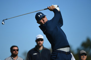 Gary Woodland Farmers Insurance Open - Round Two