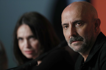 Gaspar Noe 'Lux Aeterna' Press Conference - The 72nd Annual Cannes Film Festival