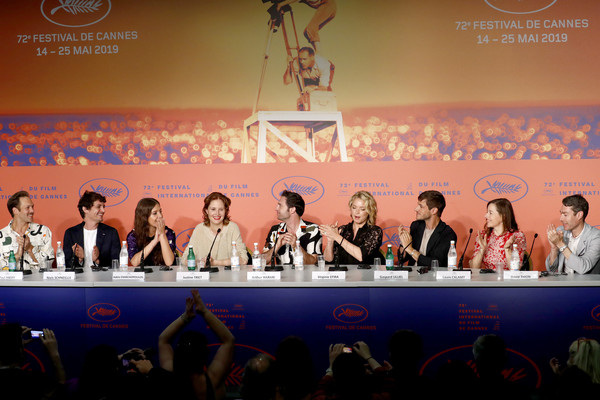 'Sibyl' Press Conference - The 72nd Annual Cannes Film Festival