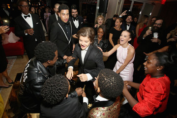 Gaten Matarazzo Netflix Hosts the SAG After Party at the Sunset Tower Hotel