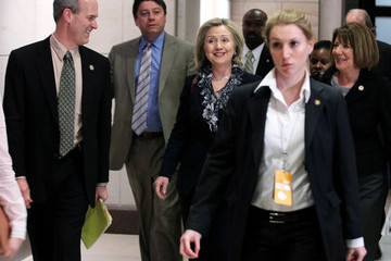 Rick Larsen Gates, Clinton, Mullen Brief House On U.S. Military Action In Libya