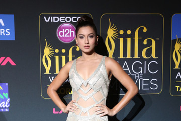 Gauhar Khan IIFA Magic Of The Movies - Arrivals