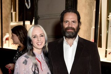 Gavin Brown The Cartier Fifth Avenue Grand Reopening Event