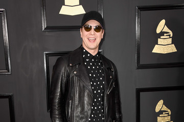 Gavin Degraw The 59th GRAMMY Awards - Arrivals