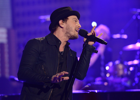 Gavin Degraw Singer Gavin DeGraw performs at the MDA Show of Strength held at CBS Television City on August 9, 2012 in Los Angeles, California. The show airs on Sunday, September 2, 2012 at 8PM ET/PT, 7PM CT/MT
