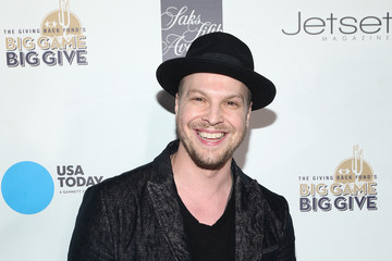 Gavin Degraw The Giving Back Fund's Big Game Big Give - Arrivals