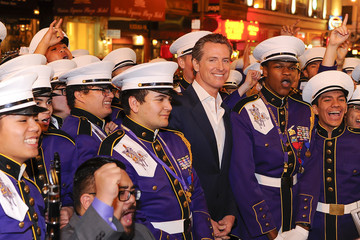 Gavin Newsom Curran Theater Re-Opens With 'Fun House'