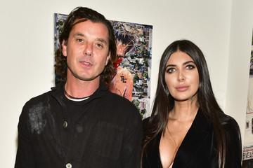 Gavin Rossdale VIP Exhibit Preview For 'Street Dreams'