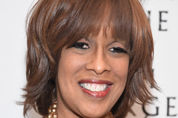 Gayle King 'Sunday in the Park With George' Broad Way Opening Night - Arrivals & Curtain Call