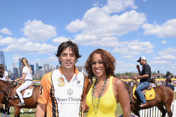 Gayle King The Tenth Annual Veuve Clicquot Polo Classic - VIP