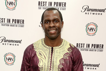 Gbenga Akinnagbe Screening And Panel For 'Rest In Power: The Trayvon Martin Story'