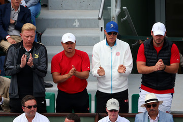 Gebhard Phil-Gritsch French Open: Day 10