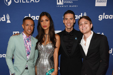 Geena Rocero 29th Annual GLAAD Media Awards - Red Carpet