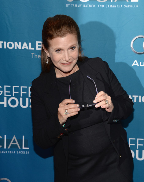 Things You May Not Have Known About Carrie Fisher