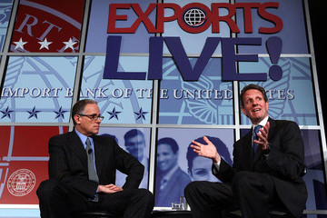 Fred Hochberg Geithner Gives Speech At Export-Import Bank Conference