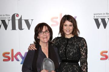 Gemma Arterton Arrivals at the Sky Women in Film and TV Awards