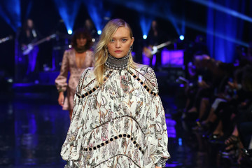 Gemma Ward David Jones Spring/Summer 2016 Fashion Launch - Runway