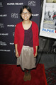 """Actress/writer Charlyne Yi attends the screening of """"Paper Heart"""" at AMC Loews 19th Street on August 5, 2009 in New York City."""