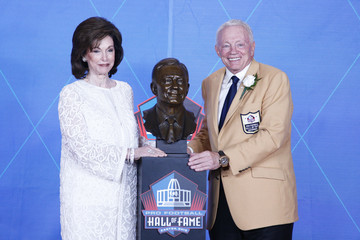 Gene Jones Hall of Fame Enshrinement Ceremony