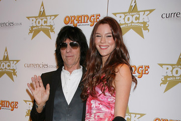 Joss Stone Jeff Beck Gene Simmons Hosts The Classic Rock Roll Of Honour