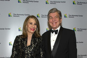 United States Senator Roy Blunt (Republican of Missouri) and his wife, Abigail, arrive for the formal Artist's Dinner honoring the recipients of the 41st Annual Kennedy Center Honors hosted by United States Deputy Secretary of State John J. Sullivan at the US Department of State in Washington, D.C. on Saturday, December 1, 2018. The 2018 honorees are: singer and actress Cher; composer and pianist Philip Glass; Country music entertainer Reba McEntire; and jazz saxophonist and composer Wayne Shorter. This year, the co-creators of Hamilton¬ writer and actor Lin-Manuel Miranda, director Thomas Kail, choreographer Andy Blankenbuehler, and music director Alex Lacamoire will receive a unique Kennedy Center Honors as trailblazing creators of a transformative work that defies category.