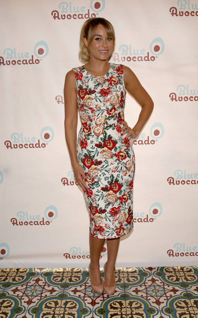 Television personality and fashion designer Lauren Conrad attends BlueAvocado's launch for XO(eco) collection designed by Lauren Conrad at Bouchon on September 25, 2013 in Beverly Hills, California.  (Photo by Christopher Polk/Getty Images  for Lauren Conrad 2013 XO(eco) By BlueAvocado)