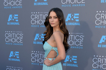 Genesis Rodriguez Arrivals at the Critics' Choice Movie Awards — Part 5