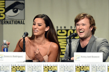 Genesis Rodriguez The Musk Of Tusk: An Evening With Kevin Smith  - Comic-Con International 2014