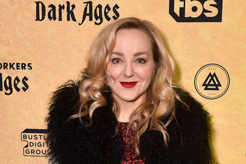 """Geneva Carr """"Miracle Workers: Dark Ages"""" Premiere And MEADia Event"""