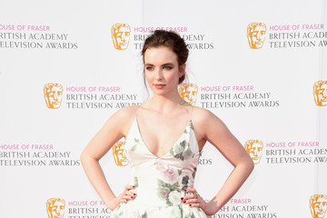 Genevieve Gaunt House of Fraser British Academy Television Awards 2016 - Red Carpet Arrivals