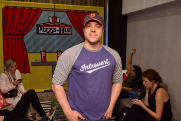 Geoff Johns Pizza Hut Lounge at 2018 Comic-Con International: San Diego