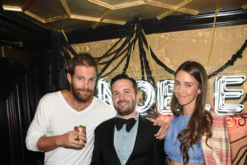Geoff Stults NOBLE by William Rast Spring 2015 Presentation