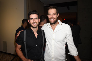 Geoff Stults Men's Fitness Event in West Hollywood