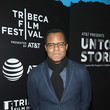 Geoffrey Fletcher AT&T And Tribeca Host 2nd Annual Luncheon For 'AT&T Presents: Untold Stories. An Inclusive Film Program In Collaboration With Tribeca'