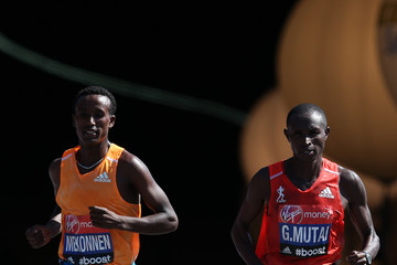 Geoffrey Mutai Virgin Money London Marathon