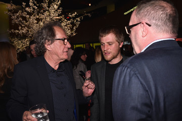 Geoffrey Rush National Geographic's Further Front Event in New York City - After Party