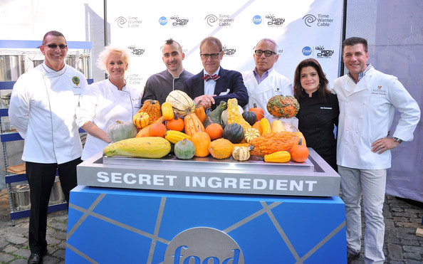 """Next Iron Chef"" Interactive Experience Kick-Off"