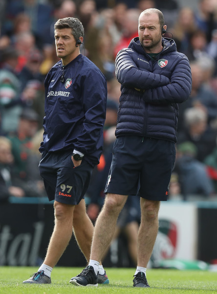 Leicester Tigers vs. Sale Sharks - Gallagher Premiership Rugby