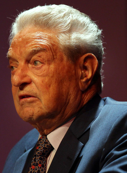 information: george soros family