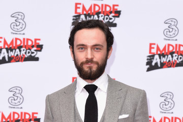 George Blagden Three Empire Awards - Red Carpet Arrivals