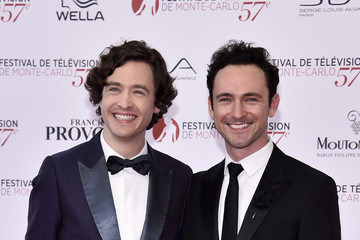 George Blagden 57th Monte Carlo TV Festival : Opening Ceremony